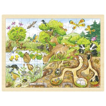 Goki, puzzle Natura-Goki