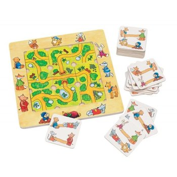 Goki, puzzle Supełki-Goki