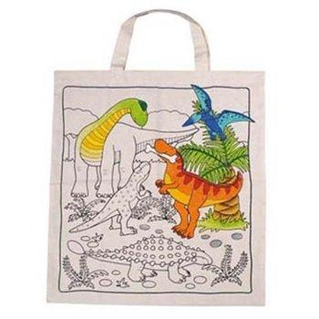 Goki, torba do kolorowania Dinozaury-Goki