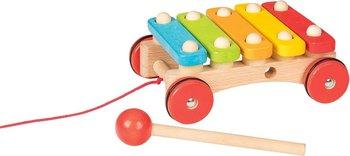 Goki, zabawka do ciągnięcia Muzyczna tęcza -Goki
