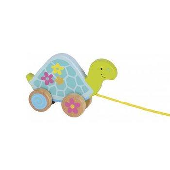 Goki, zabawka do ciągnięcia Żółwik-Goki