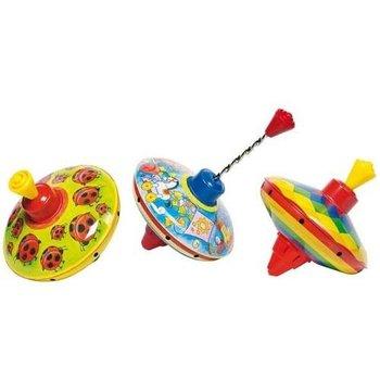 Goki, zabawka dźwiękowa Kolorowy bączek-Goki
