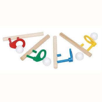 Goki, zabawka edukacyjna Unosząca się piłeczka-Goki