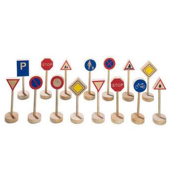 Goki, znaki drogowe-Goki