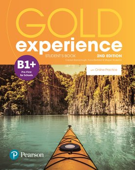 Gold Experience 2nd Edition B1+. Podręcznik + Online Practice - Beddall Fiona, Roderick Megan