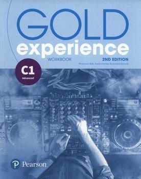 Gold Experience 2nd edition C1. Workbook-Ball Rhiannon, Hartley Sarah, Edwards Lynda