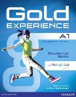Gold Experience A1 Students' Book with DVD-ROM and MyLab Pack-Aravanis Rosemary, Barraclough Carolyn, Frino Lucy