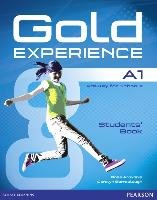 Gold Experience A1 Students' Book with DVD-ROM Pack - Aravanis Rosemary, Barraclough Carolyn