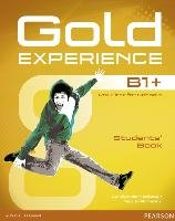 Gold Experience B1+ Students Book + DVD - Roderick Megan, Barraclough Carolyn