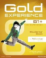Gold Experience B1+ Students' Book with DVD-ROM and MyLab Pack-Barraclough Carolyn, Roderick Megan