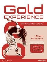 Gold Experience Practice Tests Plus Preliminary for Schools-Edwards Lynda, Newbrook Jacky