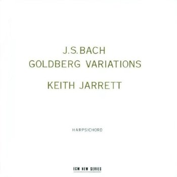 Goldberg Variations - Jarrett Keith