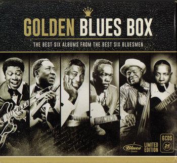 Golden Blues Box-B.B. King, Muddy Waters, Howlin' Wolf, Hooker John Lee, Dixon Willie, Johnson Robert