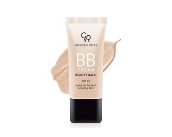Golden Rose, Beauty Balm, krem BB do twarzy 01 Light, SPF 25, 30 ml - Golden Rose