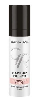 Golden Rose, Make Up, baza rozświetlająca pod makijaż, 30 ml - Golden Rose