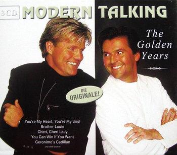 Golden Years 1985-87-Modern Talking