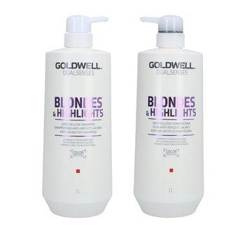 Goldwell, Dualsenses Blondes & Highlights, zestaw kosmetyków, 2 szt.-Goldwell