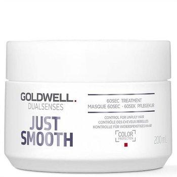 Goldwell, Dualsenses Just Smooth, wygładzająca maska do włosów, 200 ml-Goldwell