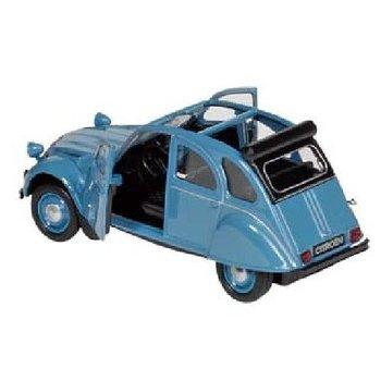 Gollnest&Kiesel KG, miniatura Citroen 2CV-Goki