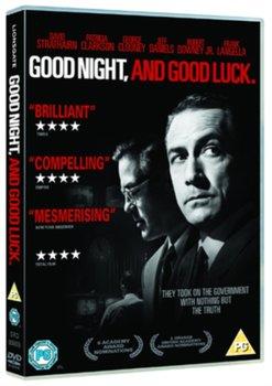 Good Night, and Good Luck (brak polskiej wersji językowej)-Clooney George