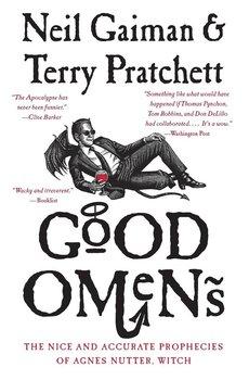 Good Omens-Pratchett Terry