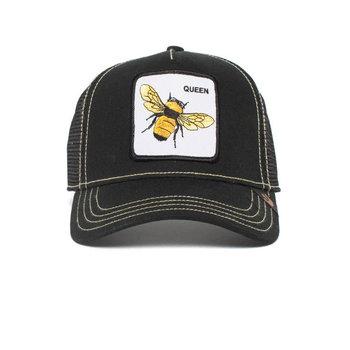 Goorin Bros., Czapka trakerka z daszkiem bejsbolowa, Queen Bee Pszczoła, 101-0245-Goorin Bros.