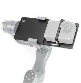 GoPro 7 6 5 Gimbal Adapter do DJI Osmo Mobile 3 2