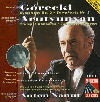 Górecki Symphony No. 3 CD (Gold Disc)-Various Artists