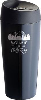 Górski metalowy kubek termiczny 400 ml-Macma