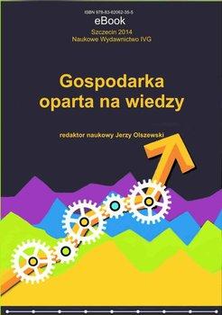 Gospodarka oparta na wiedzy                      (ebook)