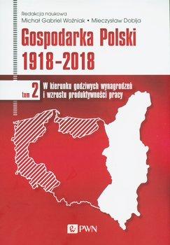 Gospodarka Polski 1918-2018. Tom 2-Woźniak Michał Gabriel, Dobija Mieczysław