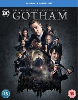 Gotham: The Complete Second Season (brak polskiej wersji językowej)