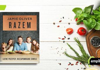 Gotuj jak mistrz! TOP 5 książek Jamiego Olivera