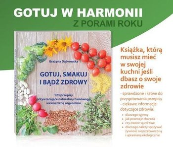 Gotujsmakuj I Bądź Zdrowy 123 Przepisy Przywracające