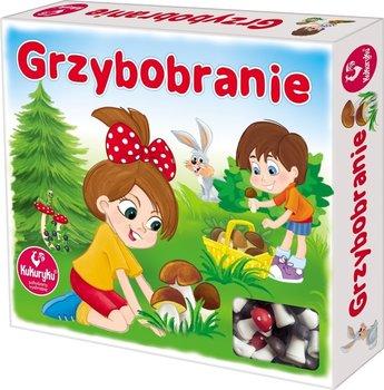Gra Grzybobranie-Kukuryku