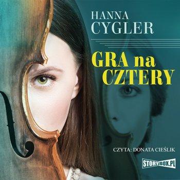 Gra na cztery-Cygler Hanna