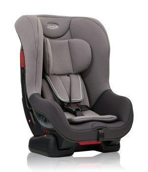 Graco, Extend, Fotelik samochodowy, Iron, 0-18 kg-Graco