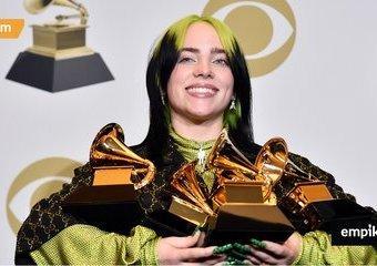 Grammy 2020 – triumf Billie Eilish i hołd dla Kobego Bryanta