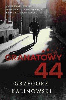 Granatowy 44-Kalinowski Grzegorz