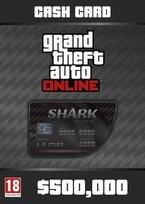 Grand Theft Auto Online: Bull Shark Card (PC)