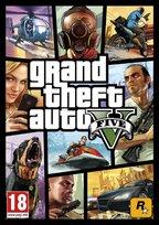Grand Theft Auto V +  Megalodon Shark Card (PC)