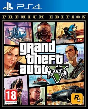 Grand Theft Auto V - Premium Edition-Rockstar Games