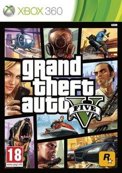 Grand Theft Auto V-Rockstar