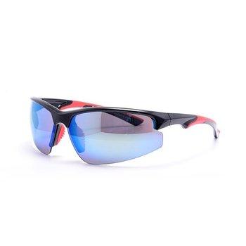 Granite, Sportowe okulary przeciwsłoneczne Sport 18, czarny-Granite