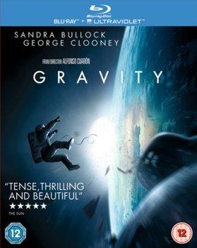 Gravity (brak polskiej wersji językowej)-Cuarón Alfonso