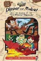 Gravity Falls. Dipper and Mabel and the Curse of the Time Pirates' Treasure!-Rowe Jeffrey