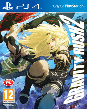 Gravity Rush 2 - Sony Computer Entertainment