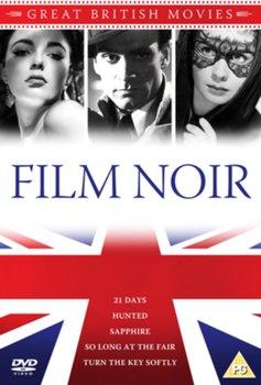 Great British Movies: Film Noir (brak polskiej wersji językowej)-Crichton Charles, Darnborough Antony, Fisher Terence, Dean Basil, Lee Jack, Dearden Basil