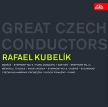 Great Czech Conductors - Rafael Kubelík-Czech Philharmonic Orchestra, Firkusny Rudolf