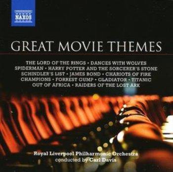 Great Movie Themes-Royal Liverpool Philharmonic Orchestra